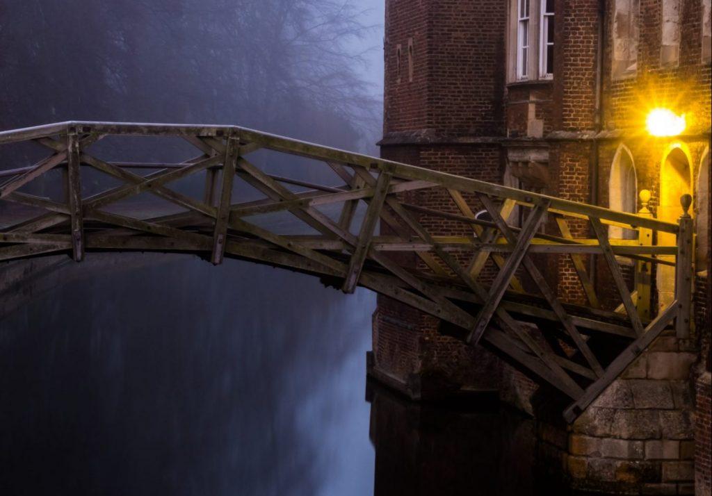 Mathetical Bridge Cambridge By Richard Howell Photography
