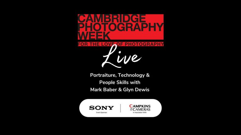 Portraiture, Technology & People Skills – Sony