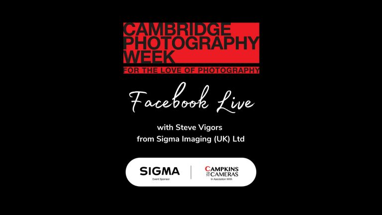 Demos & Deals with Steve at Sigma, Facebook Live