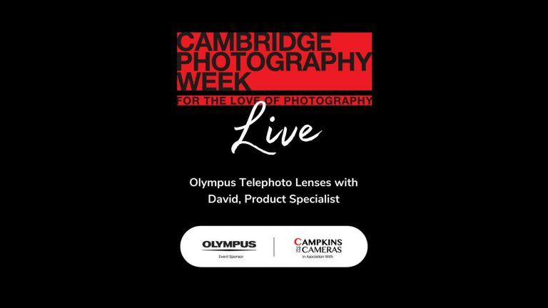 Olympus Telephoto Lenses Facebook Live with David at Olympus