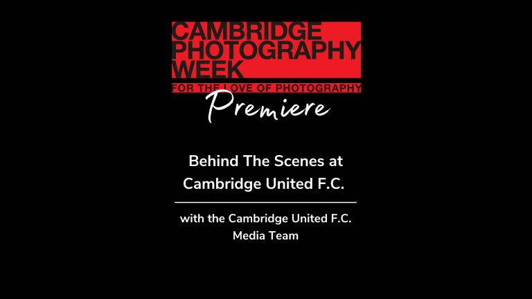 Behind The Scenes with the Media Team at Cambridge United F.C.