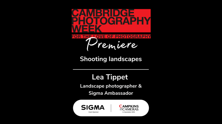 Shooting landscapes with Lea Tippet, Sigma Ambassador