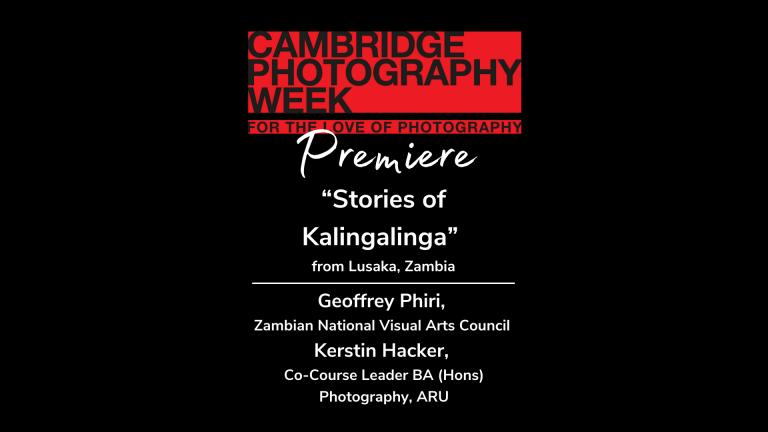 "Project discussion: ""Stories of Kalingalinga"" from Lusaka, Zambia"