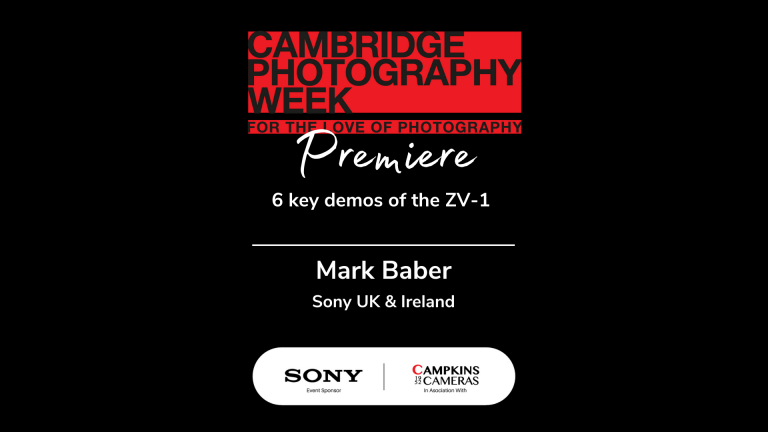 6 key demos of the ZV-1 with Mark Baber at Sony