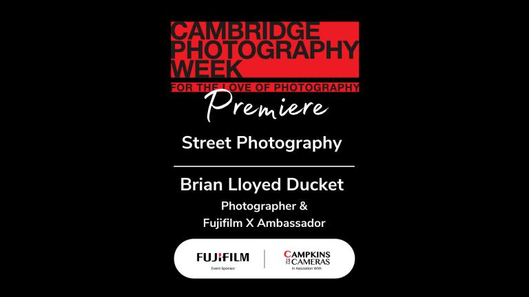 Street Photography with Brian Lloyd Duckett, Fujifilm X Ambassador