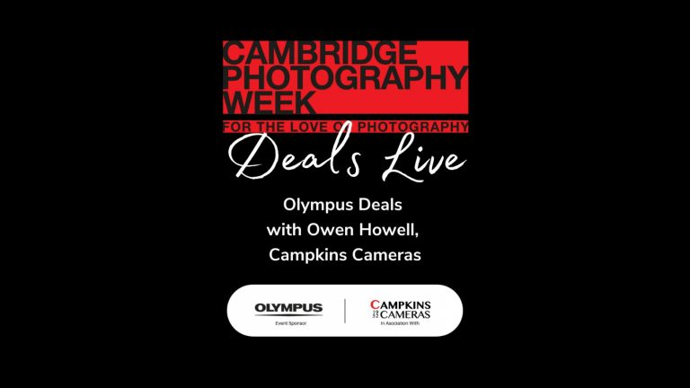 Olympus Update & Deals Facebook Live with Owen at Campkins Cameras