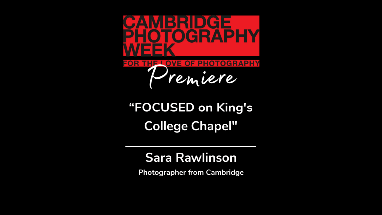 FOCUSED on King's College Chapel