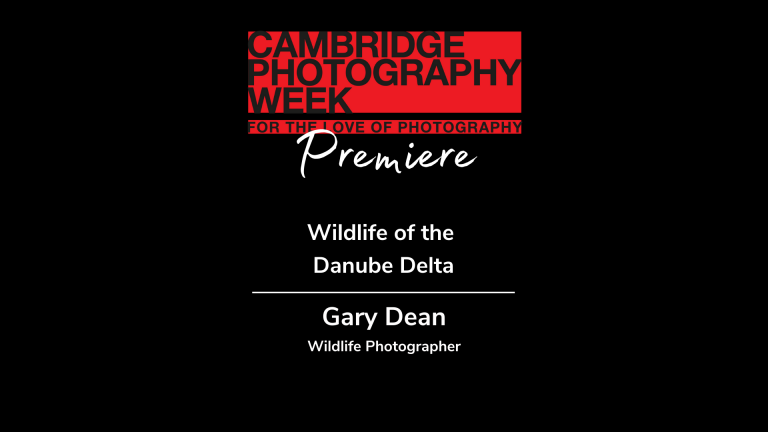 Wildlife of the Danube Delta with Gary Dean