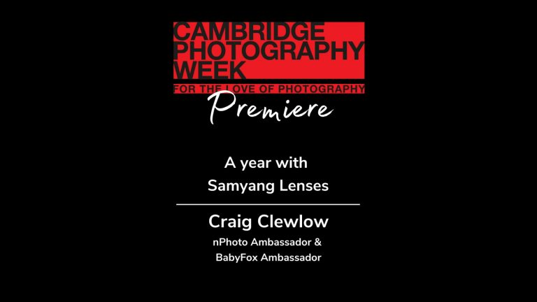 A year with Samyang Lenses with Craig Clewlow