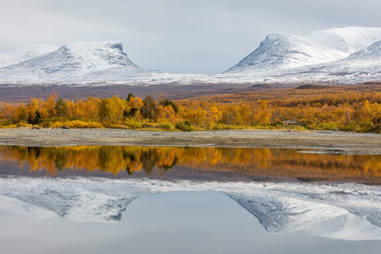 Canon Live – Autumn in Lapland (including landscapes, wildlife and The Aurora)